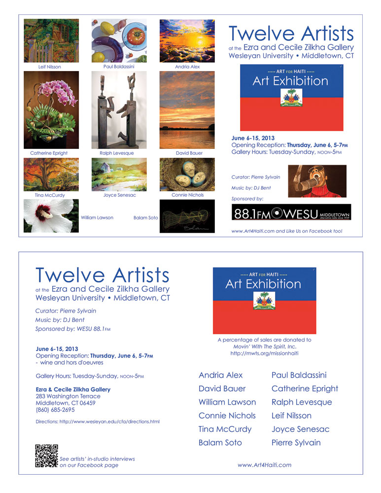 Art_For_Haiti_Flyer_June2013