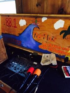 Camp Woodstock radio station