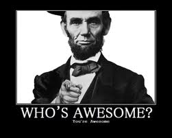 awesome lincoln