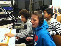 DJ Ritz and DJ SkullKid live on Middletown Youth Radio Project